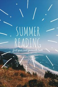 Library Summer Reading Sign - find your next great read