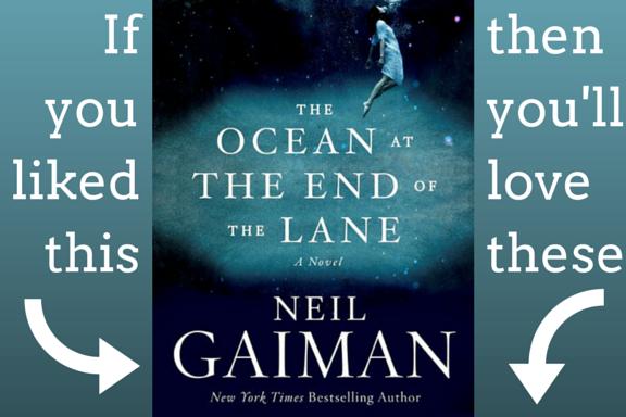 Neil Gaiman Readalike Image