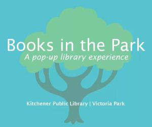 Books in the park 2