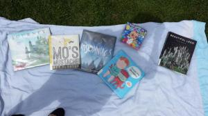 Books in the Park Program Picture Books