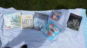 Books in the Park Program Picture Books