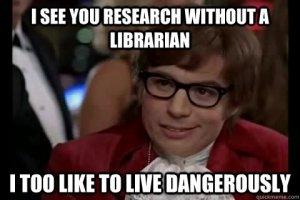 Dangerous Research