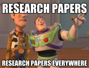 Research Papers Everywhere