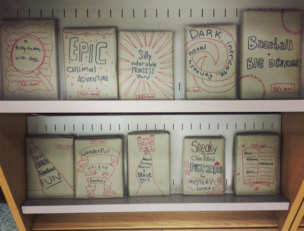 Blind Date With a Book for Kids