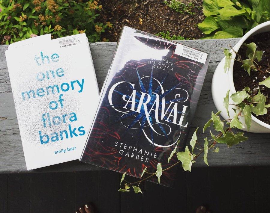 caraval and flora banks