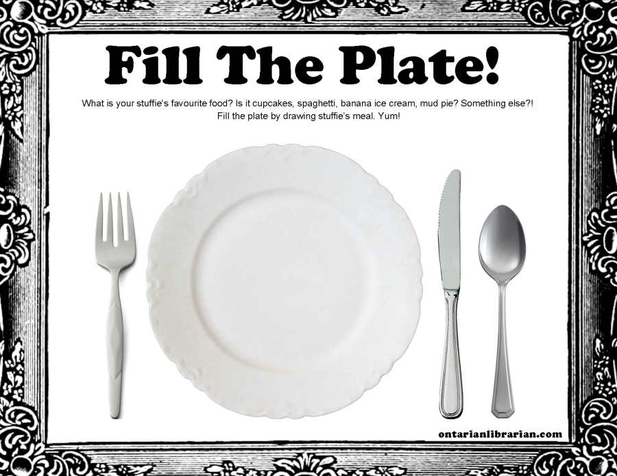 Fill the Plate Worksheet