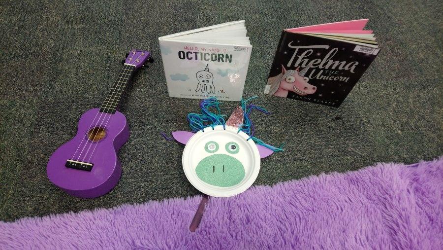 Unicorn Magic Party – Ontarian Librarian