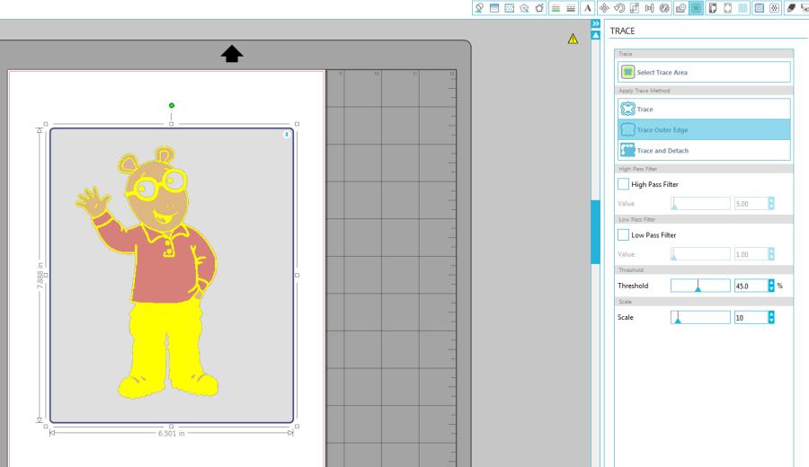 arthur silhouette