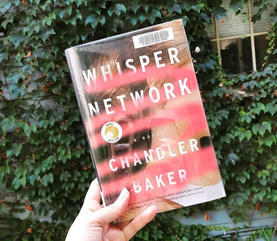 whisper network cover